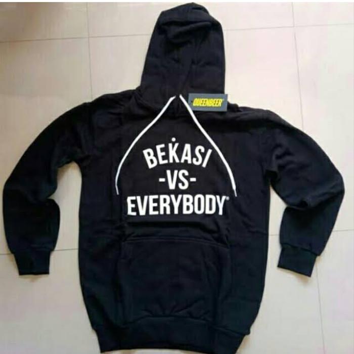 Jual Sweater Hoodie Crewneck Bekasi Vs Everybody Terlaris High Quality Jakarta Timur Barokah Distro Tokopedia