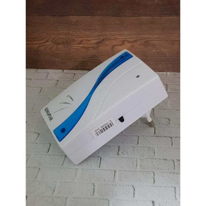 Foto Produk Door Bell Bel Pintu Wireless Tanpa Kabel Anti Air Waterproof dari Aming Sjuriah