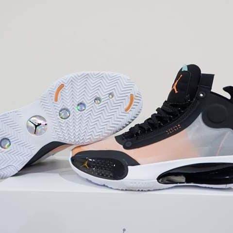 sepatu basket air jordan 34