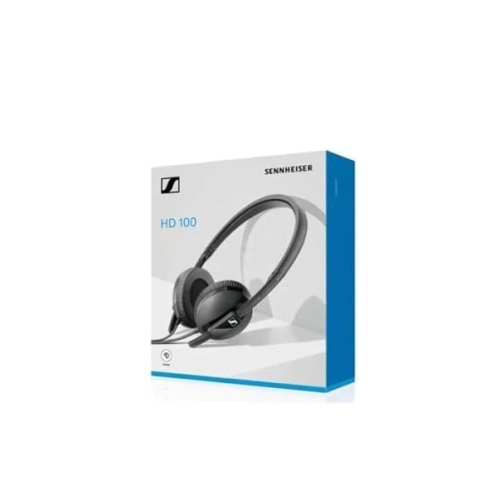 Foto Produk Sennheiser HD 100 Lightweight Closed Back On Ear Headphone dari Ice__Shop0