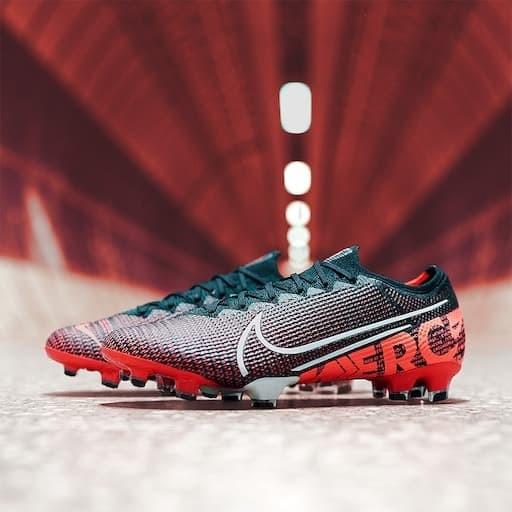 Jual Sepatu Bola Nike Mercurial Vapor Xiii Elite Fg Black White