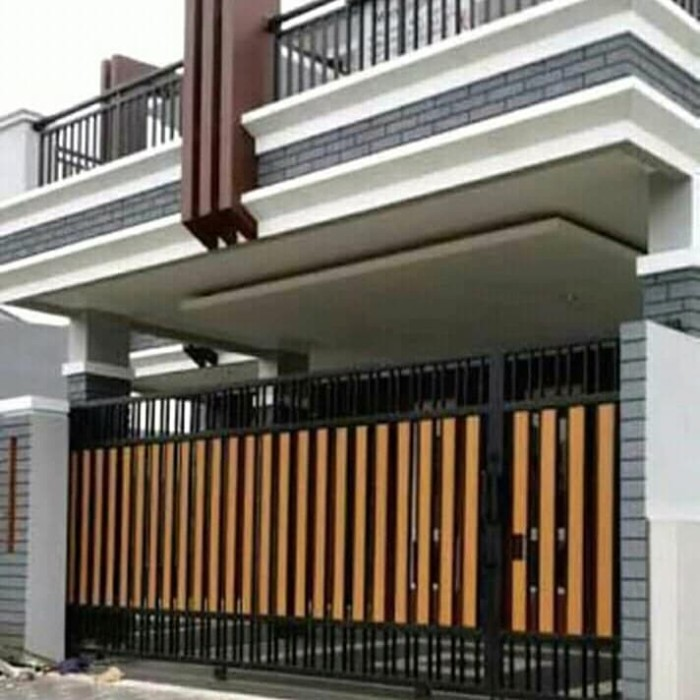 Jual Pagar Dorong Besi Holo 4x6 - Kota Depok - Bengkelas | Tokopedia