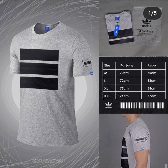 Jual Kaos Adidas Berlin Tees Ads Berlin Abu Abu Kota Bandung Black Rebel Cloth Tokopedia
