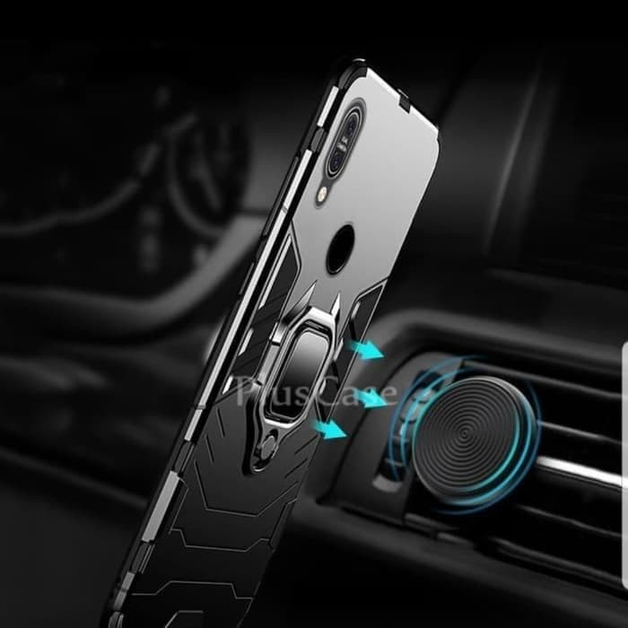 Foto Produk CASE IRON ARMOR PLUS RING FOR ASUS ZB601KL ZENFONE MAX PRO M1 NEW dari BC Accessories1