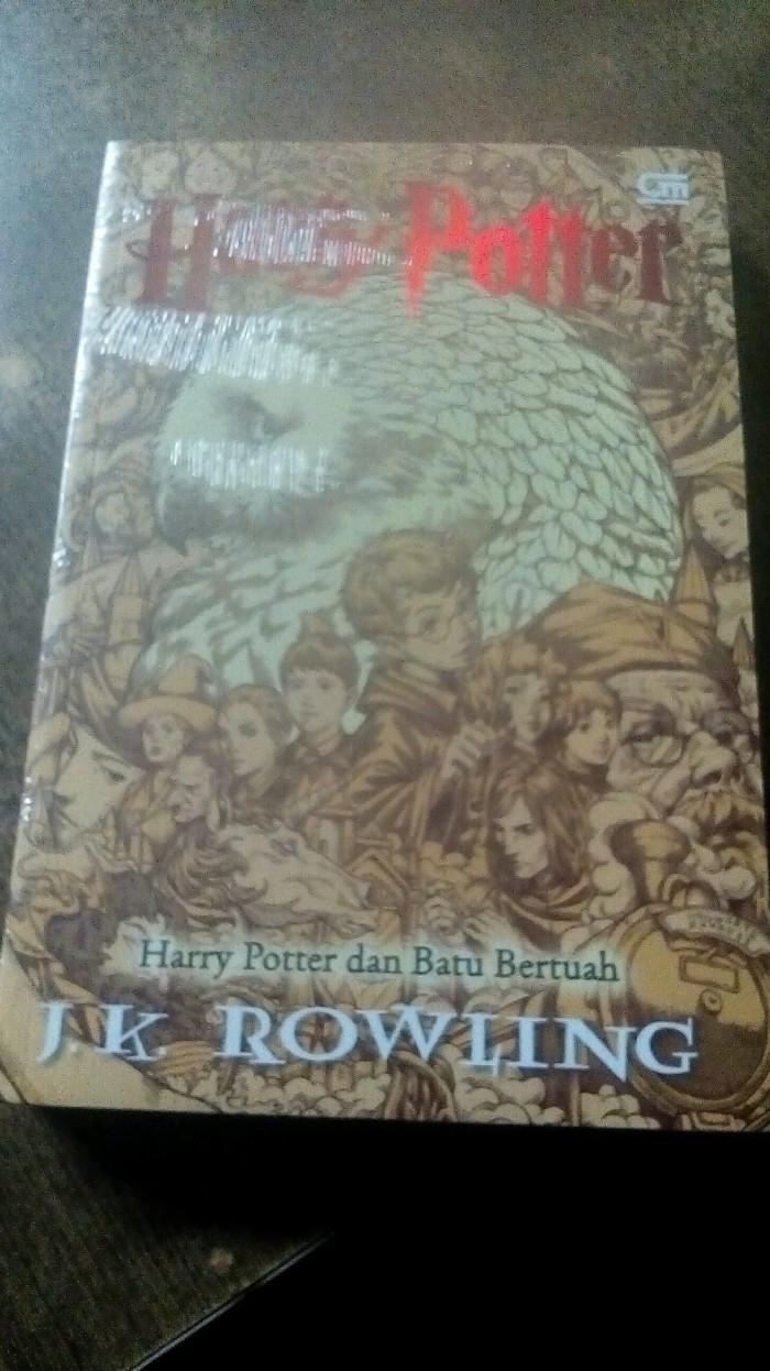 Jual Langka Novel Harry Potter 1 Jakarta Utara Ildakiswari