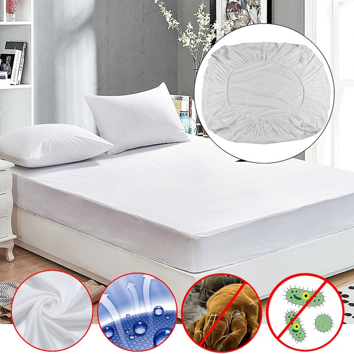 Dust Mite Mattress Protector Cover