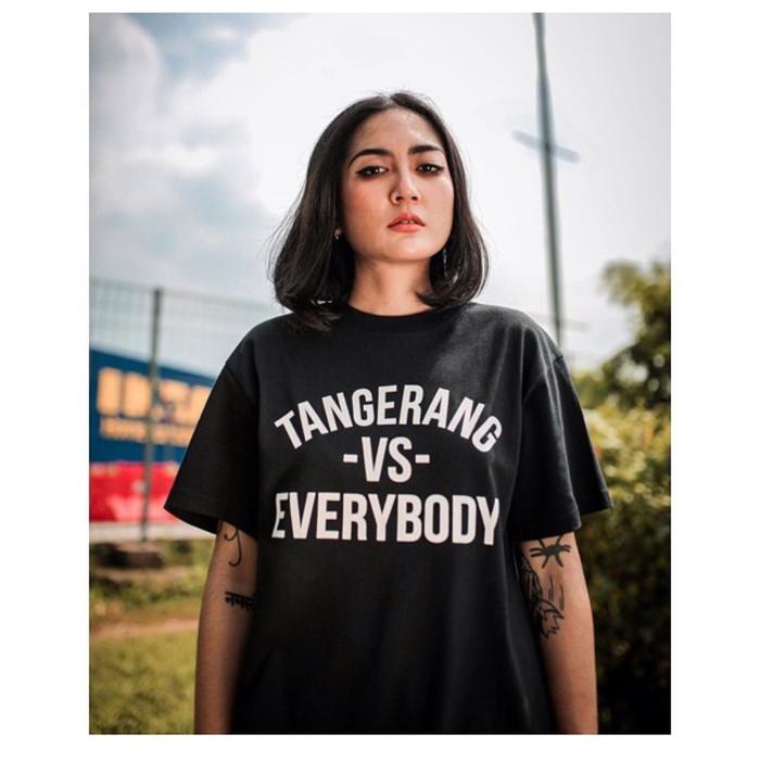 Jual Premium Tshirt Kaos Distro Tangerang Vs Everybody Indonesia Jakarta Kab Bandung Barat Xavier Cloth Tokopedia