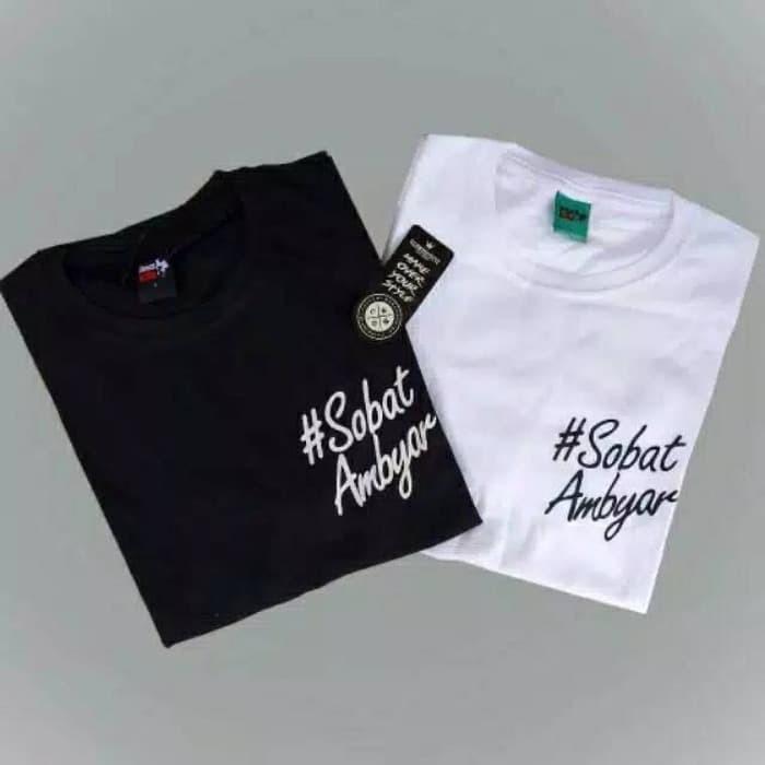 Jual T Shirt Sobat Ambyar Didi Kempot Logo Kecil Jakarta Pusat