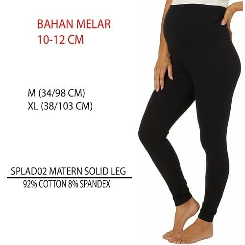Jual Sale Celana Legging Hitam Tebal Wanita Maternity Untuk Ibu Hamil Jakarta Barat Lauviie Shop Tokopedia