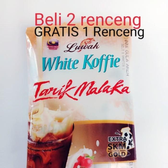 Jual PROMO RASA TERBARU Luwak white koffie kopi tarik ...
