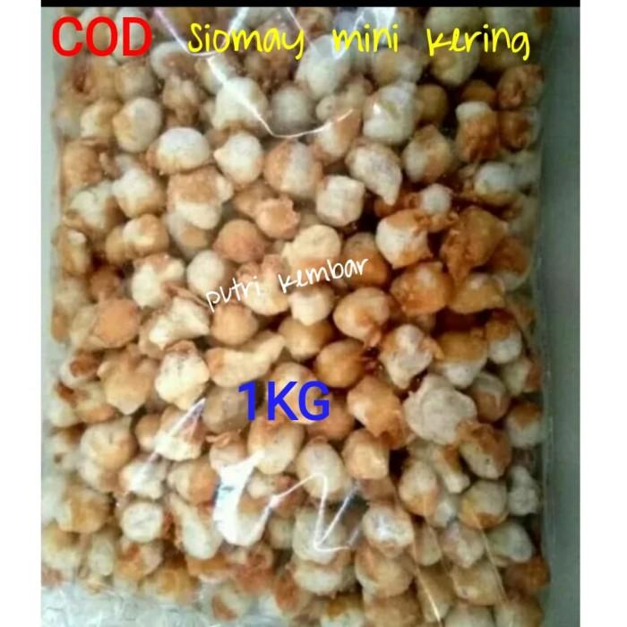 Foto Produk SIOMAY KERING BULAT SEBLAK dari kondenande