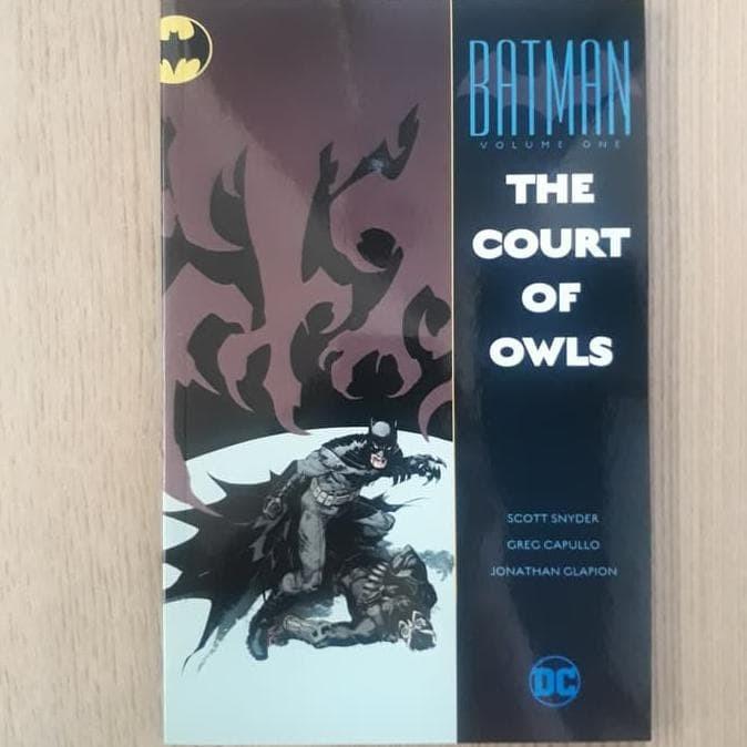 batman vol. 1 the court of owls pdf download