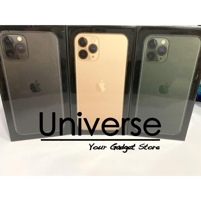 Foto Produk Apple iPhone 11 Pro 64GB - Garansi Resmi iBox Apple Indonesia - Abu-abu dari Universe Store