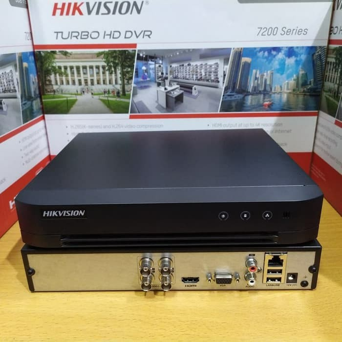 Foto Produk DVR HIKVISION 4 CHANNEL TURBO HD dari cctv indojakarta