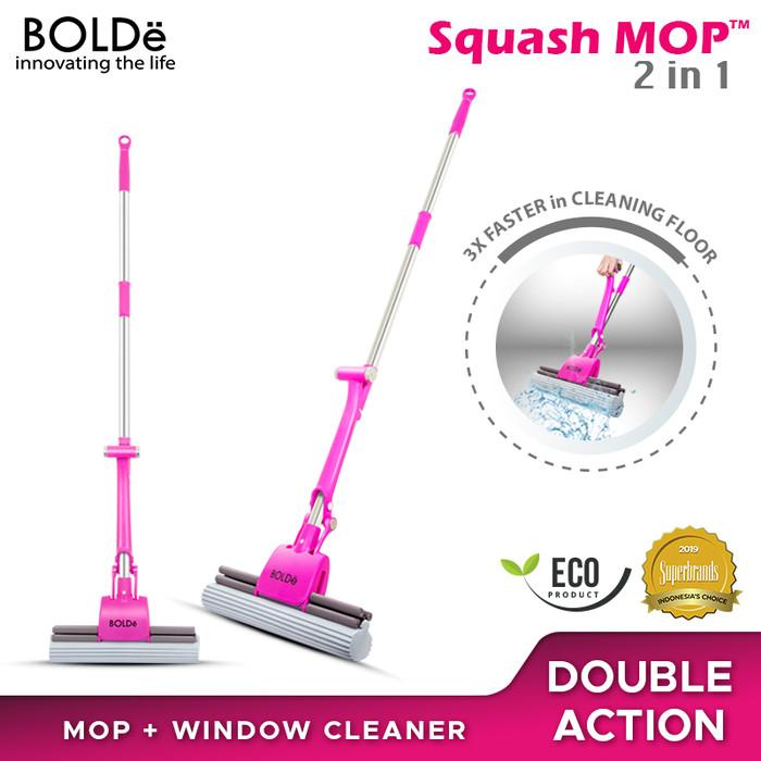 Foto Produk Squash Mop 2 in 1 dari BOLDe Official Store