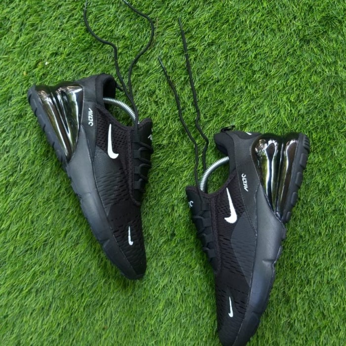 Jual Nike airmax 27 FULL Black - Kota