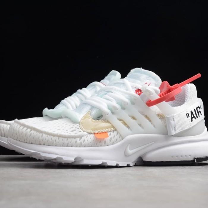 Jual Nike Air Presto x Off-White White