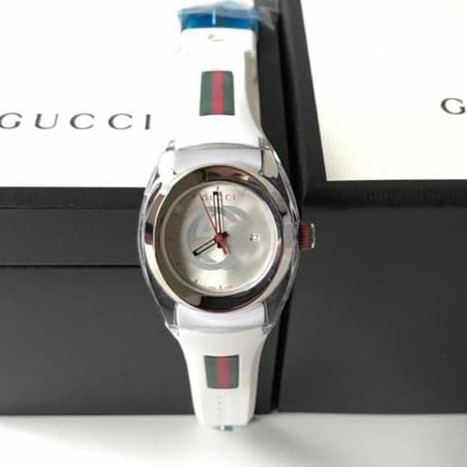6bb60c38d73 Jual Jam tangan gucci original   gucci sync small white 36mm - DKI ...