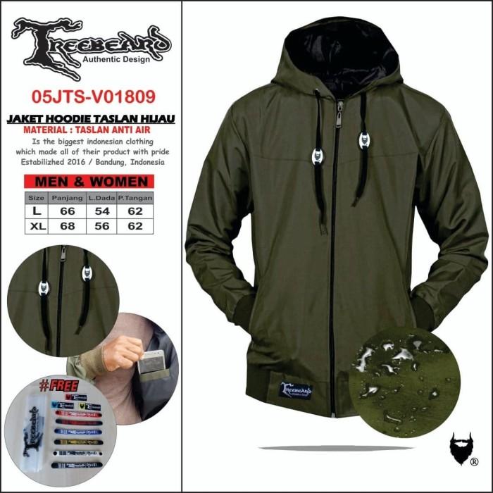 Jaket anti air - jaket gunung