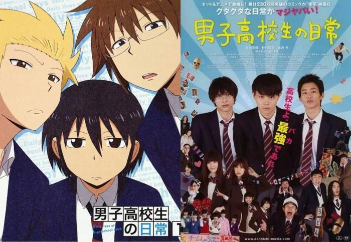 Info Danshi Koukousei No Nichijou Hargano.com