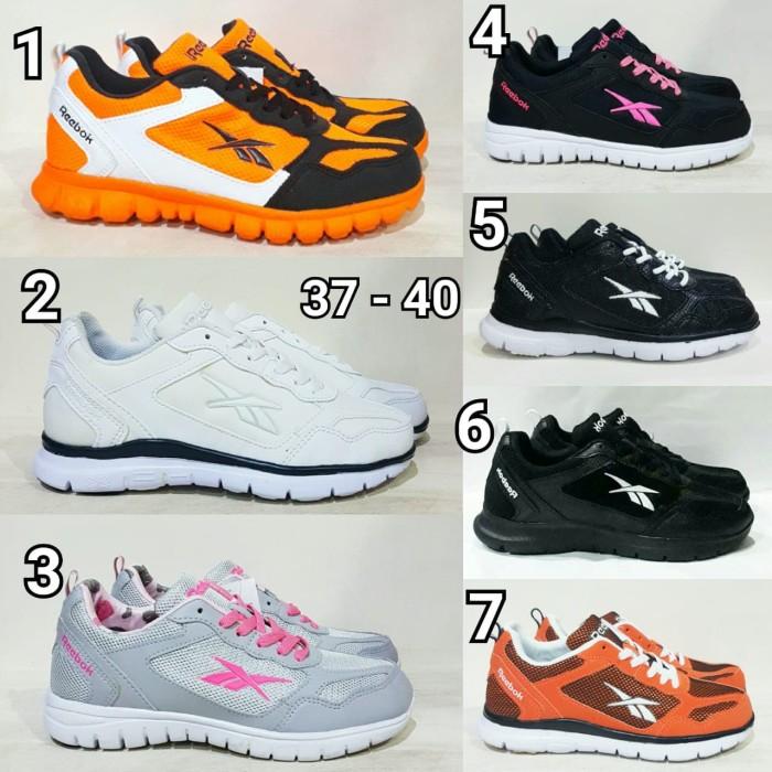 2d4b7427a3a Jual sepatu olahraga reebok running cek harga di PriceArea.com