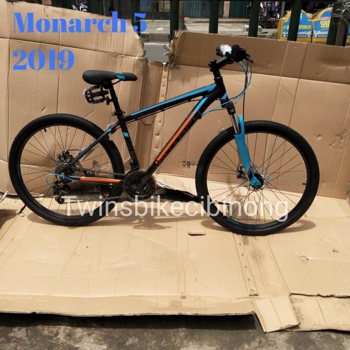 Jual sepeda polygon monarch 5 cek harga di