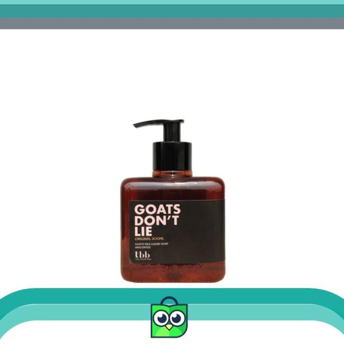 Jual The Bath Box Goats Don T Lie Original 300ml Jakarta Utara Floany Shop Id Tokopedia