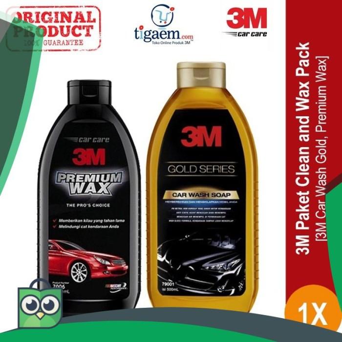 Car Detail Shops Near Me >> Jual 3m Paket Clean And Wax Pack Car Wash Gold Premium Wax Sampo Jakarta Barat Alfa Store Id Tokopedia