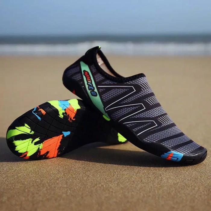 harga Sepatu pantai pria wanita diving shoes snorkeling sock selam sandal Tokopedia.com