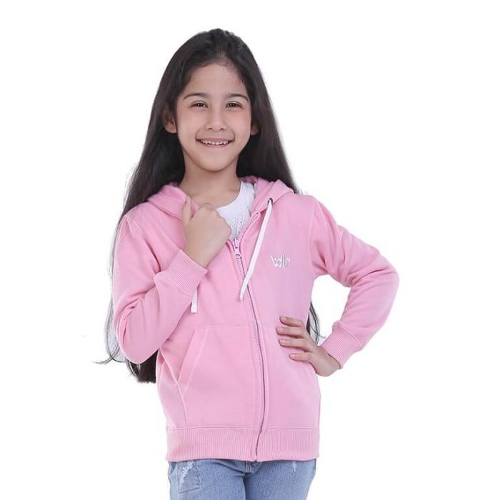 hf01 Jaket Kuping Kelinci Anak Perempuan Hoodie Outwear Girl Little