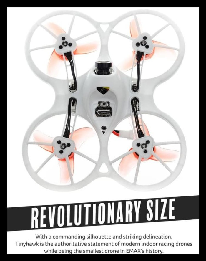 Jual EMAX TINYHAWK INDOOR BNF FRSKY F4 4IN1 3A 15000KV 37CH 25MW FPV DRONE  - Kab  Bogor - cchaizalmagribishop | Tokopedia