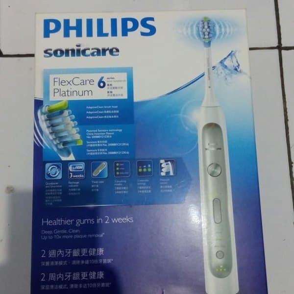 Jual Promo PHILIPS sikat gigi elektrik sonicare flex care platinum ... a86b7af16e