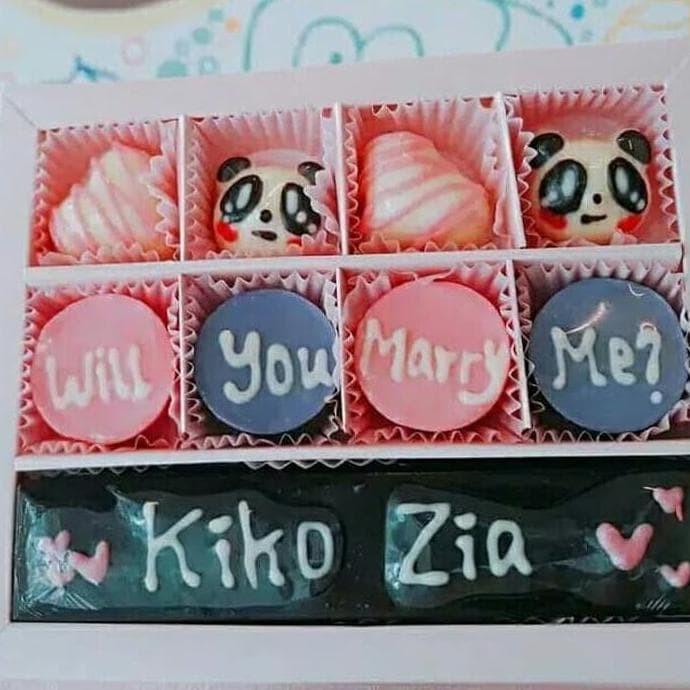 Jual Dijual Coklat Ucapan Coklat Valentine Coklat Lucu Coklat Souvenir Jakarta Timur Awiz Alkarni Shop Tokopedia