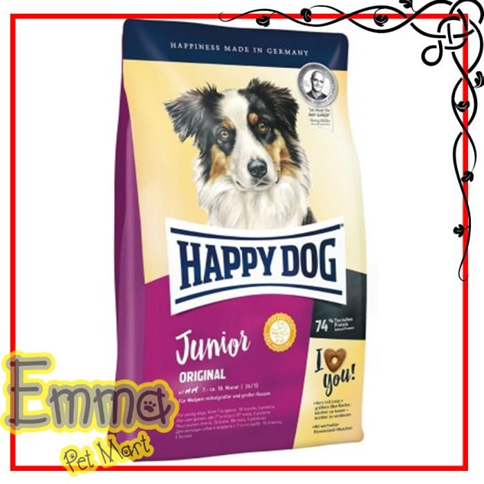 Foto Produk happy dog 4 kg junior original dari Emma Pet Mart