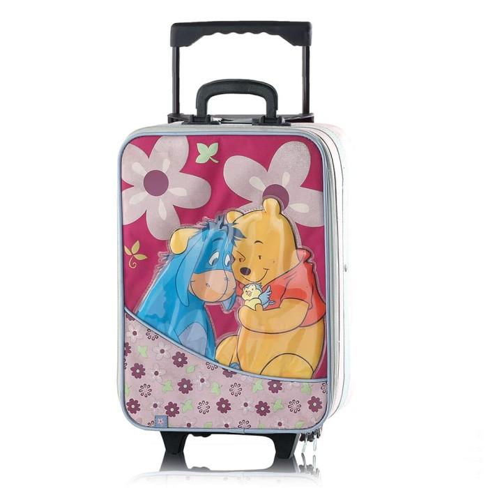 harga Stgdhg tas troli traveling koper perjalana anak cewek winnie the pooh Tokopedia.com