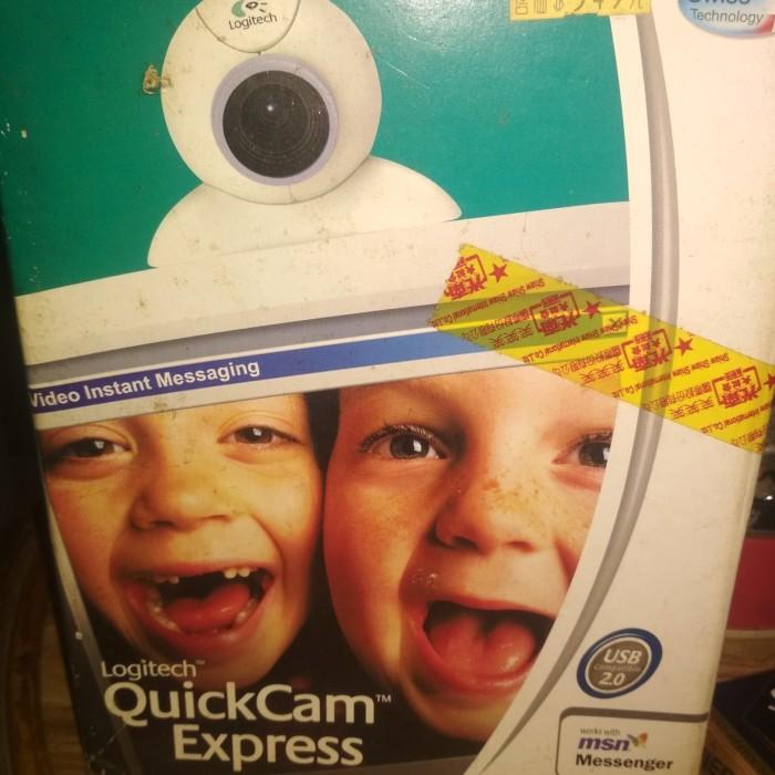 Logitech quickcam Express