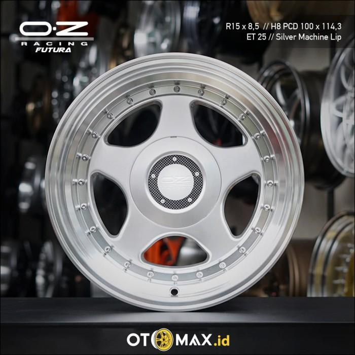 harga Velg mobil oz futura ring 15 silver/ml Tokopedia.com