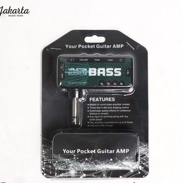 harga Valeton rushead bass headphone amp Tokopedia.com