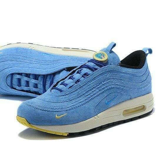 big sale 3580c 1b21c Jual Sepatu NIKE Air Max 97 Sean Weatherspoon Blue Premium High Quality -  DKI Jakarta - FanSan_Shoes | Tokopedia