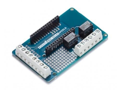 Arduino MKR Relay Shield