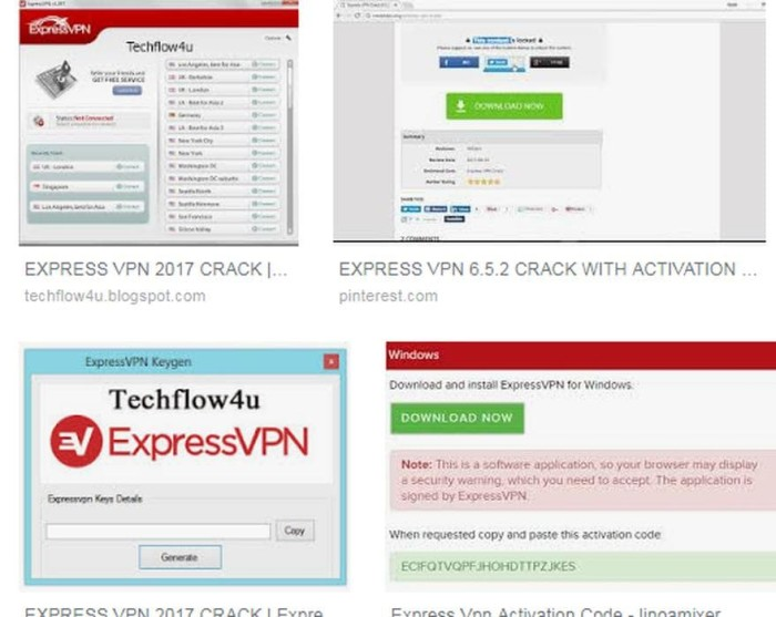 Jual software Express Vpn Activation Code valid until 22 Jan 2019 with -  Organisasi Personal | Tokopedia