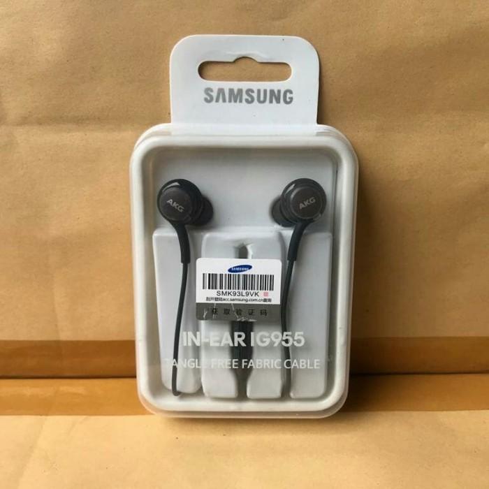 Headset Earphone Handsfree Samsung S8 S8 Plus AKG Original 100%