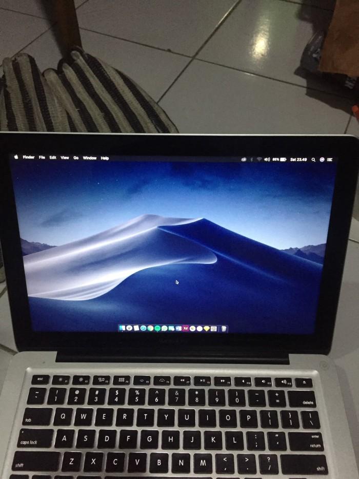 Jual macbook pro md101 ssd256gb+Hdd 500Gb - Marylas second | Tokopedia