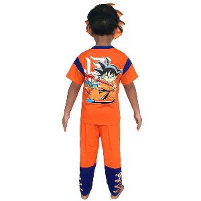 160773a01afff Jual Limited Baju Anak Kostum Son Goku Dragon Ball - fikiy ...