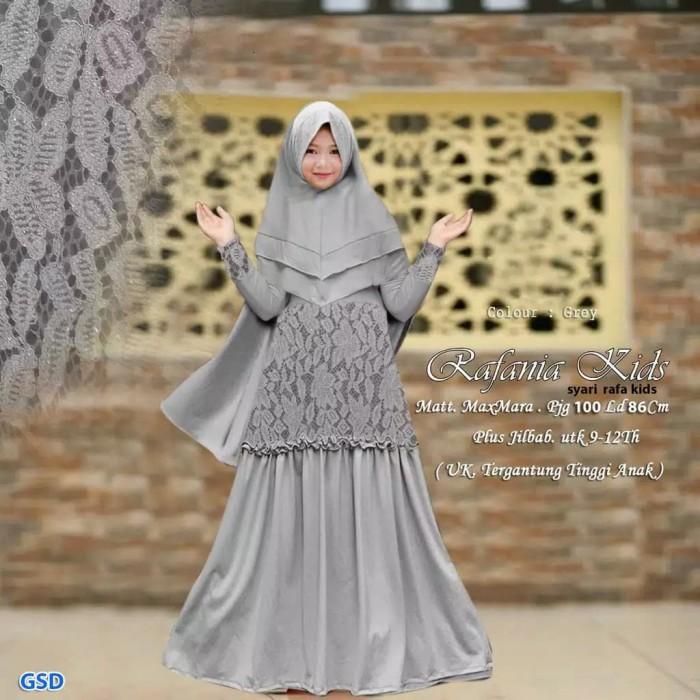 baju muslim kebaya burkat anak. gamis syari jubah anak perempuan 006c81cf37
