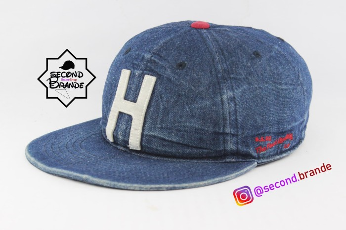 Jual Topi Second Import - Snapback - Herschel - Second.brand  4be98a45c5