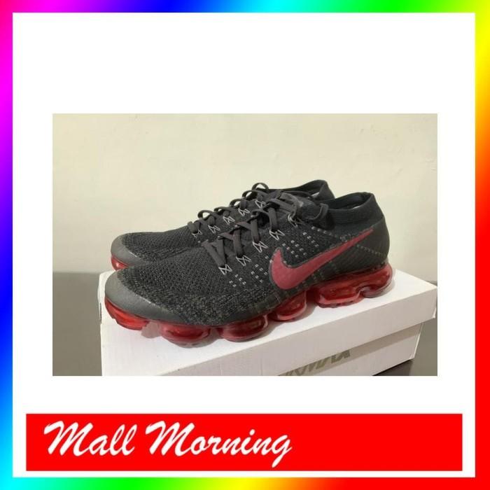 info for e03f7 7d8f6 Jual Nike Vapormax Flyknit Bred Europe Release Only Original - DKI Jakarta  - Mall Morning | Tokopedia