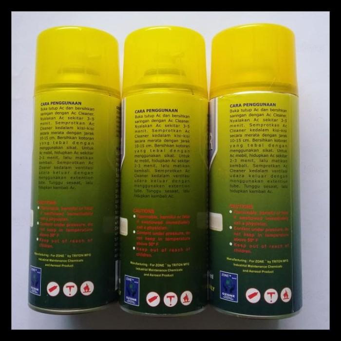 PROMO ZONE AC CLEANER 400 ML ( PENGHARUM RUANGAN & MOBIL ) PROMO