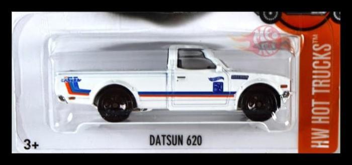 Jual Datsun 620 Putih White Greddy Hot Wheels Hw Hotwheel