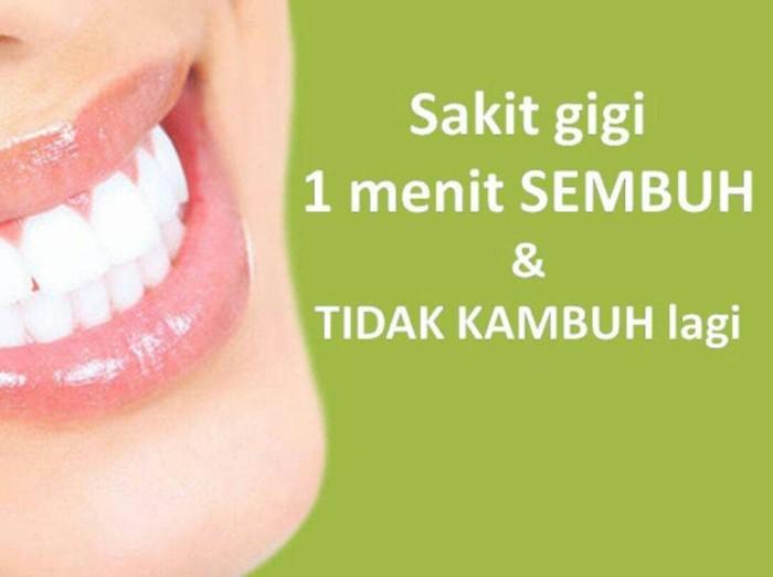 Jual obat sakit gigi super cepat ampuh obati gigi berlubang nyeri ... 145e511cee